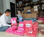 Indonesian Humanitarian MER-C Sends Third Aid to Tsunami Victims