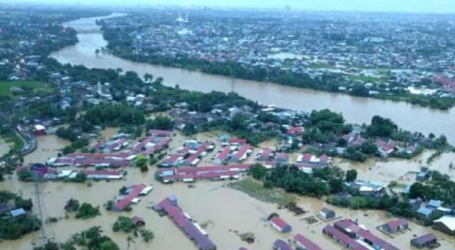 Eight People Died, Thousands Displaced in South Sulawesi Floods