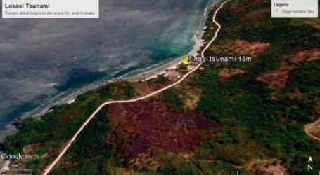 Tsunami Alert Still Applied on Sunda Strait Coast