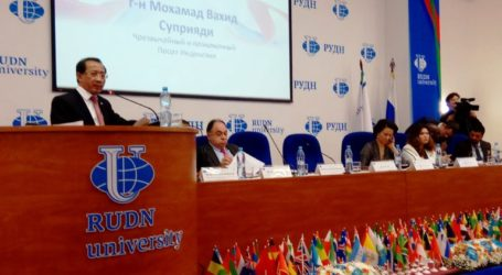 Indonesia and the United Nations Friendship University in Moscow