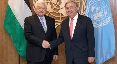 UN Urges Israel to Remove Restrictions of Palestinian