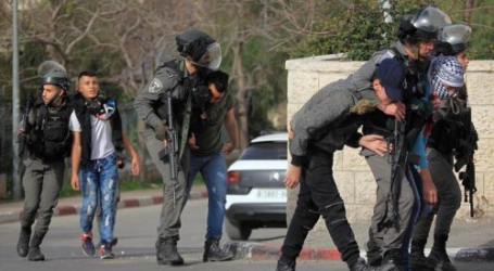 Overnight, Israel Forces arrested 19 Palestinians