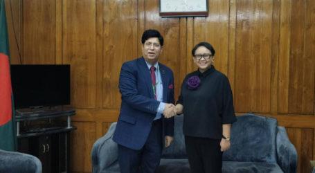 Indonesia-Bangladesh Agree to Improve Economic Cooperation