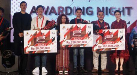 Three Entrepreneurs Win Sociopreneurship Awards