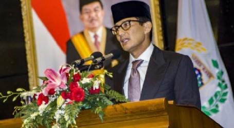 Sandiaga Uno to Make Indonesia as Halal World Center