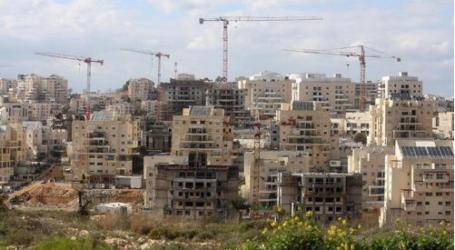 Israel Began to Build New Jewish Settlement