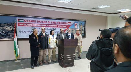 MER-C's Volunteers Arrive in Gaza Strip