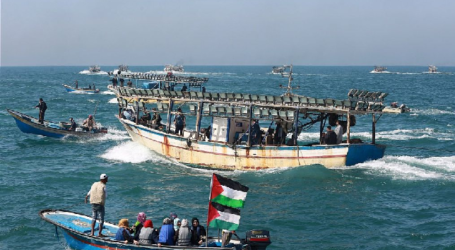 Israeli Army Open Fire on Palestinian Fishing Zone