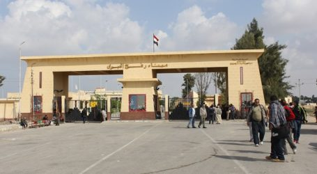Egypt-Gaza Intensely Holds Discussion