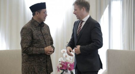 Indonesia-Denmark Explore Religious Cooperation