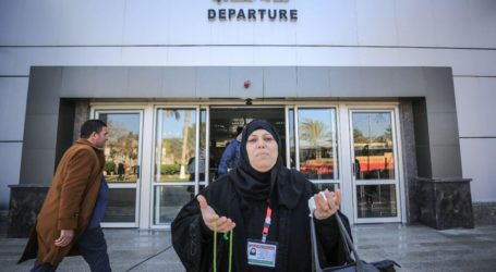 Egypt to Allowing Pilgrims to Return to Gaza