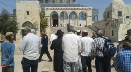 Temple Groups Call for Turning Bab Al-Rahma Synagogue
