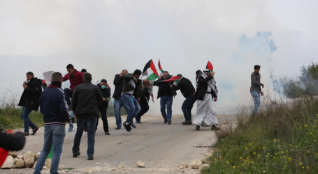 Israeli Forces Attack West Bank Rallies on Land Day Anniversary