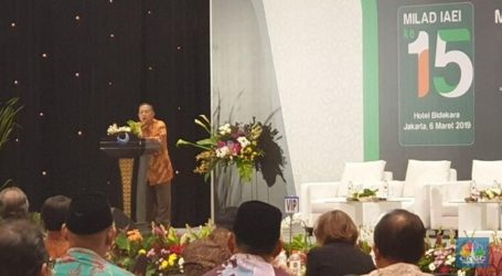 Minister of Economic Affairs Opens 15th IAEI Anniversary