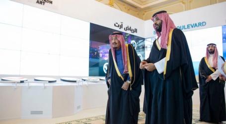 King Salman Launches 4 Entertainment Projects in Riyadh Worth $23 Billion