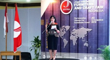 "Indonesian Furniture and Handicraft Industry ""Break"" International Market"