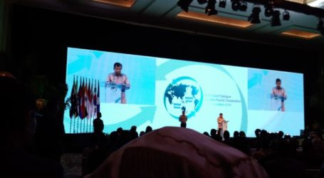 Indonesian Vice President Opens Indo-Pacific Dialogue in Jakarta
