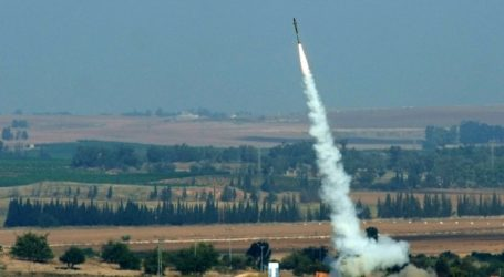 Palestinian Fighters Launch Hundreds of Rockets as Response to Israeli Attacks