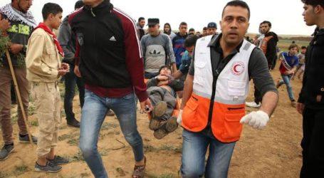 Health Clinic in Gaza Prepare for Great March of Return