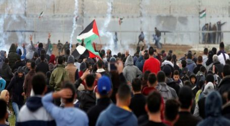 """Gaza Prepares for Friday Action Parade """"Glory Will Win"""""""