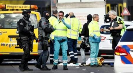 A Gunman Kills 3 on Dutch Tram, Police Arrest Turkey-Born