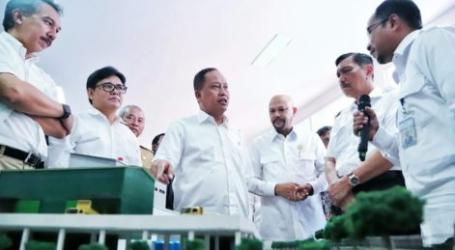 Indonesia Inagurates Waste Power Plant (PLTSa)