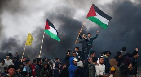 Palestine Protests Hungarian Office in Jerusalem
