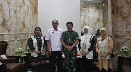 Indonesian Humanitarian MER-C to Cooperate in Medical Training with TNI