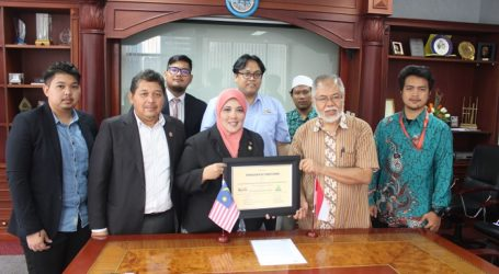 World Islamic Marketing and Trade Chamber, MINA Signs MoU in Promoting Halal Products