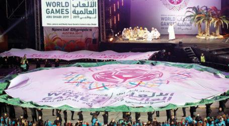 Arab-African Olympics Opened in Abu Dhabi