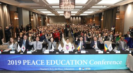 """Peace Education Conference Held in Romania: """"Realizing Peace Starts from Peace Education"""""""