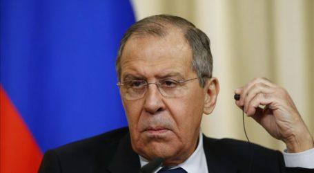 Russian FM Condemns US Decisions on Golan, Jerusalem