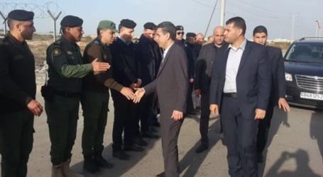 Egyptian Intelligence Delegation Returns to Gaza Again