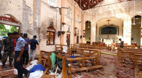 As 310 Death Toll of Sri Lanka Bomb
