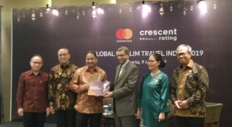 Indonesia Top World's Halal Tourist Destination