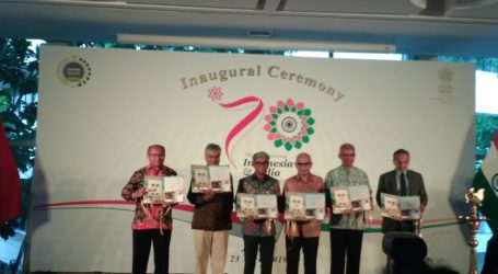 Indonesia-India Commemorate 70 Years of Diplomatic Relations