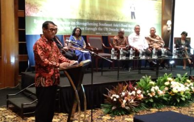 Indonesia Supports Food and Nutrition Security in Southeast Asia