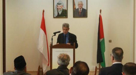 Indonesia Consistenly Contributes to Palestine
