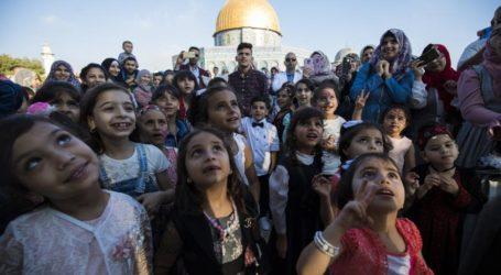 Children's Day: 250 Palestinian Children in Israel Jails