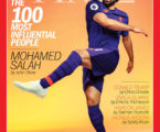 Mo Salah Included Times's 100 Most Influential Figures