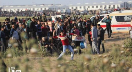 At Least 46 Palestinians Wounded during Prisoner Day Action