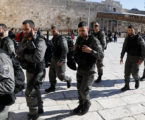Dozens of Jews Settlers Strom Al-Aqsa on Easter Day