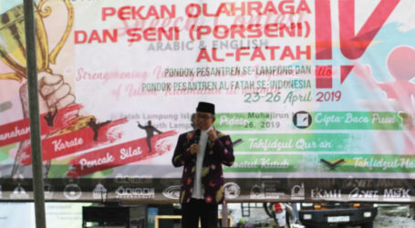 Islamic World Expo at Tabligh Akbar 1440H Officially Opened