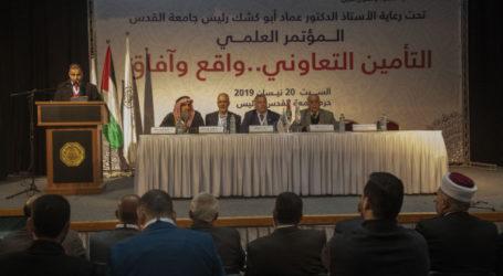 Al-Quds University Promotes Sharia Insurance