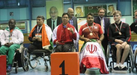 Indonesian Athlete Wins Gold Medal at Jordan Table Tennis Championship