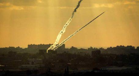 Two Rockets from Gaza Destroy Border Fences