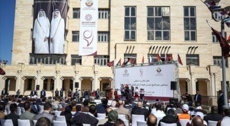Qatar Opens Sheikh Hamad Hospital in Gaza