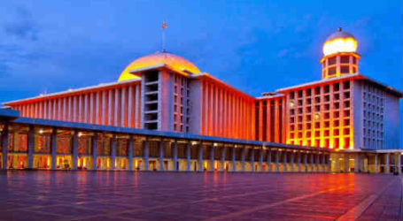 Indonesia's Istiqlal Mosque to Hold 17 Programs During Ramadan 1440H