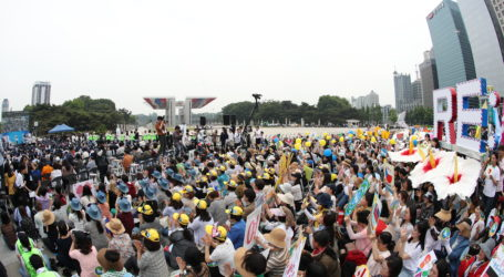 Global Youths and Citizens Led Simultaneous Peace Walk Events