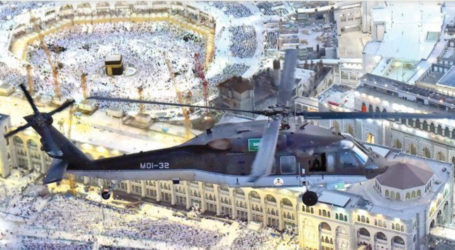 Makkah Air Security Boosted for Last 10 Days of Ramadan